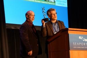 JOhn Nurnberger and Lifetime Achievment award