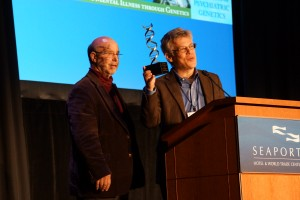 JOhn Nurnberger and Lifetime Achievment award