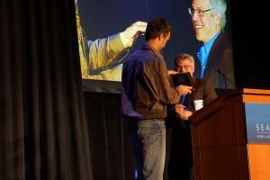 Stefan Ripke receives Reich award 2