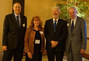 elliot, Lynn, Bob Cloninger, Peter Propping 2013